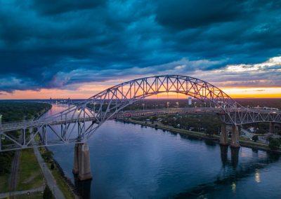 aerojo-drone-productions-commercial-drone-services-denville-nj-Bourne-Bridge
