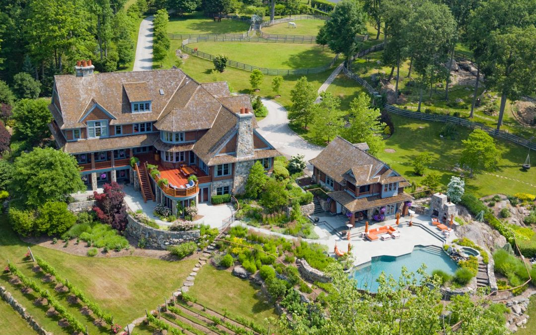 Drone photography for Estate Property
